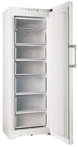 congelatore verticale 7 cassetti tovaglioli di carta